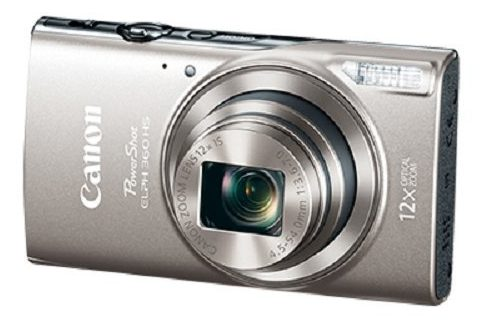 Canon PowerShot ELPH 360 HS Compact Camera