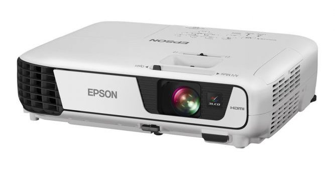 Epson Home Cinema 640 3LCD Projector