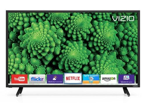 VIZIO D32-D1 D-Series Full-Array LED Smart TV