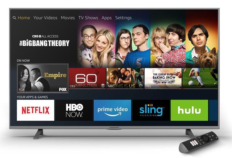 Element: 55-inch Fire TV Edition
