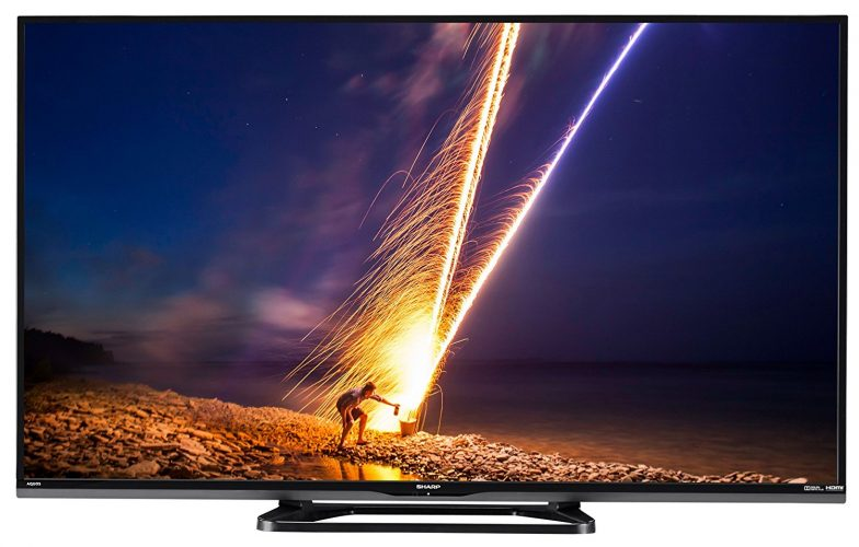 Sharp LC-32LE653U Smart LED TV - 32-inch TVs