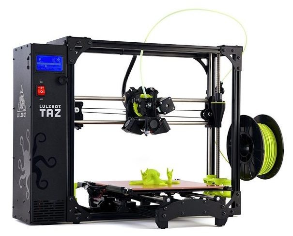 LulzBot: TAZ 6 3D Printer