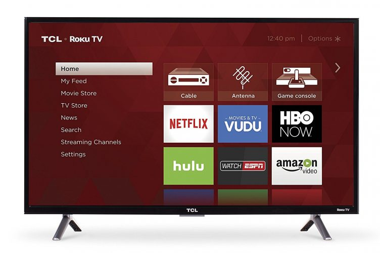 TCL 32S305 Roku Smart LED TV