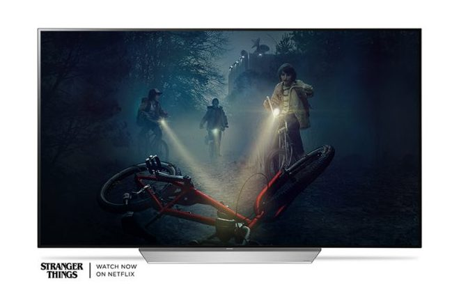 LG: OLED 55C7P 4K Ultra HD Smart TV-Best 4K TV for Gaming