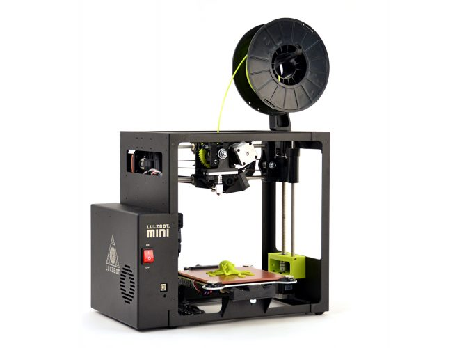 LulzBot: Mini Desktop 3D Printer