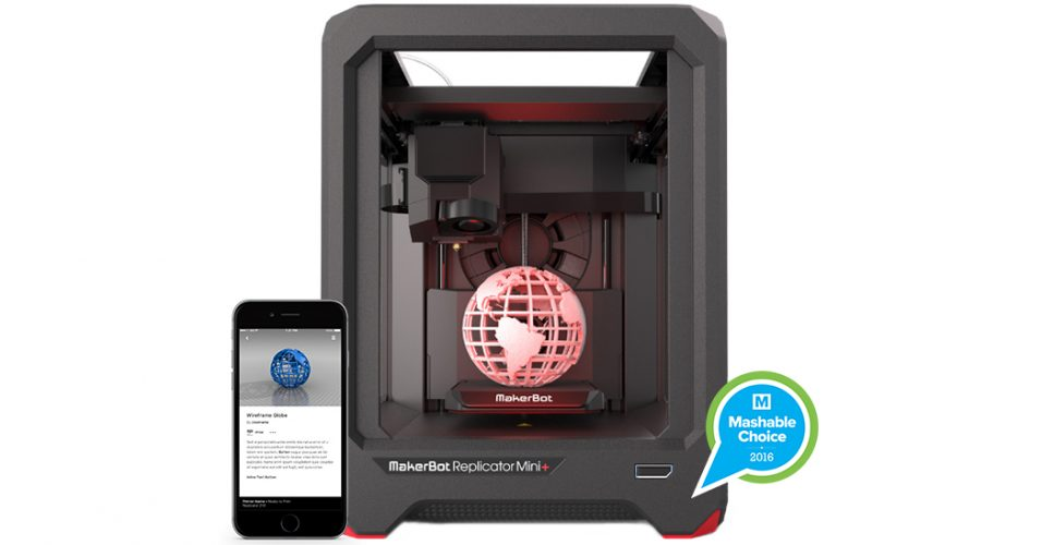 MakerBot: Replicator Mini+