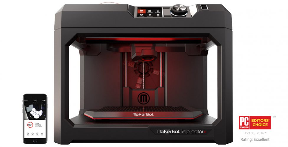 MakerBot: Replicator+