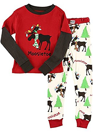 Kid's Long Sleeve Pajama Sets by LazyOne | Cute Animal PJs for Boys and Girls Christmas Pajamas