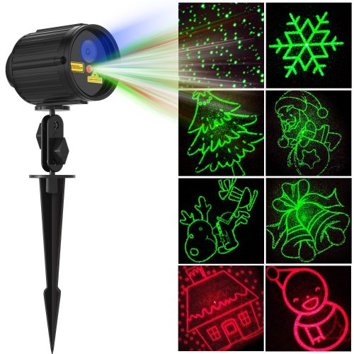 Christmas Projector Lights Laser Lights