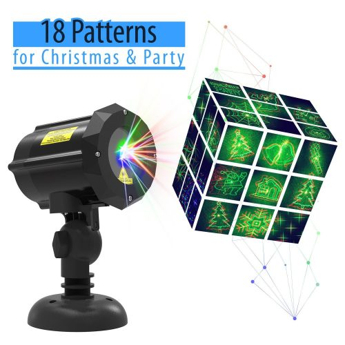 Top 10 Laser Light Projectors To Get Ready For Christmas