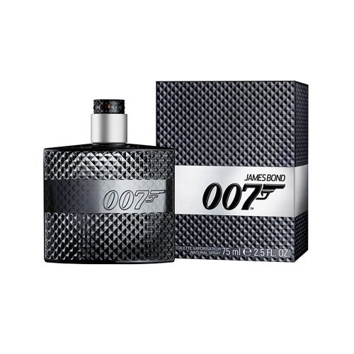 James Bond 007 Eau De Toilette Spray for Men, 2.5 Ounce