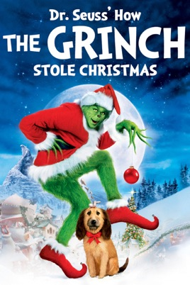Dr. Seuss' How the Grinch Stole Christmas - Christmas Movies