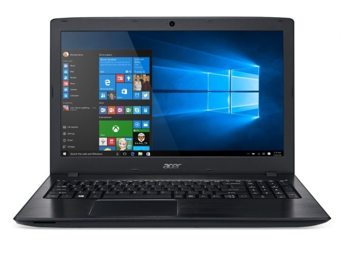 Acer: Aspire E 15 HD Notebook