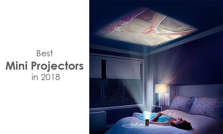 Best Mini Projectors in 2019
