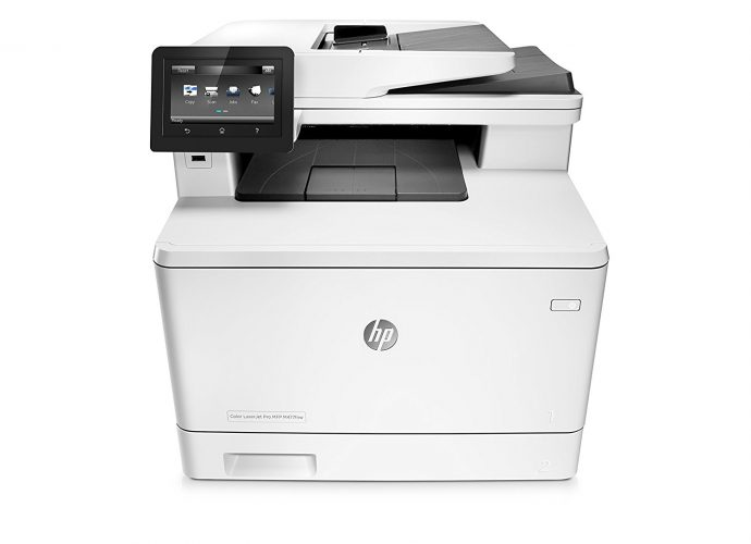 HP: M477FDW LaserJet Pro Printer