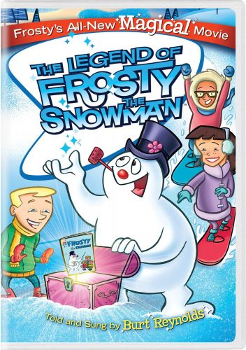 Legend of Frosty the Snowman - Christmas Movies