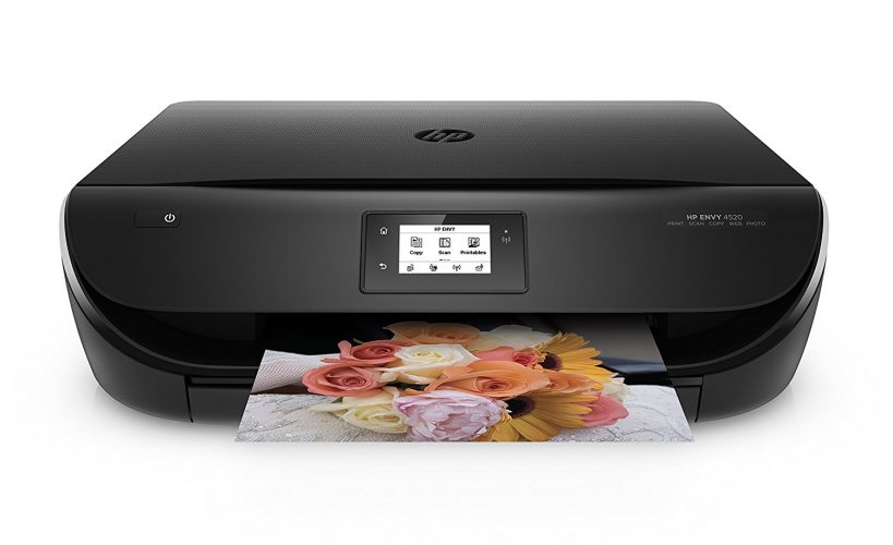 HP: Envy 4520 Printer