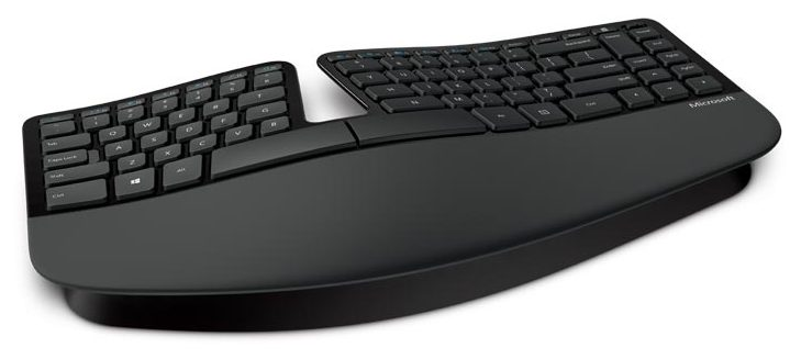 Microsoft Sculpt 5KV-00001 Wireless Ergonomic Keyboards