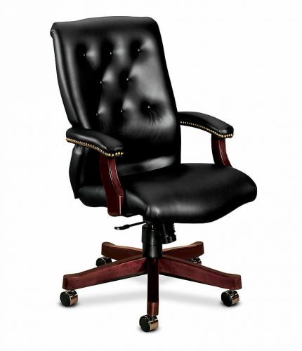 HON 6540 Series Executive High Back Chairs