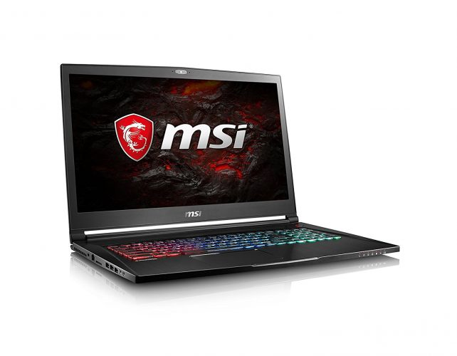 MSI GS73VR Stealth Gaming Laptop