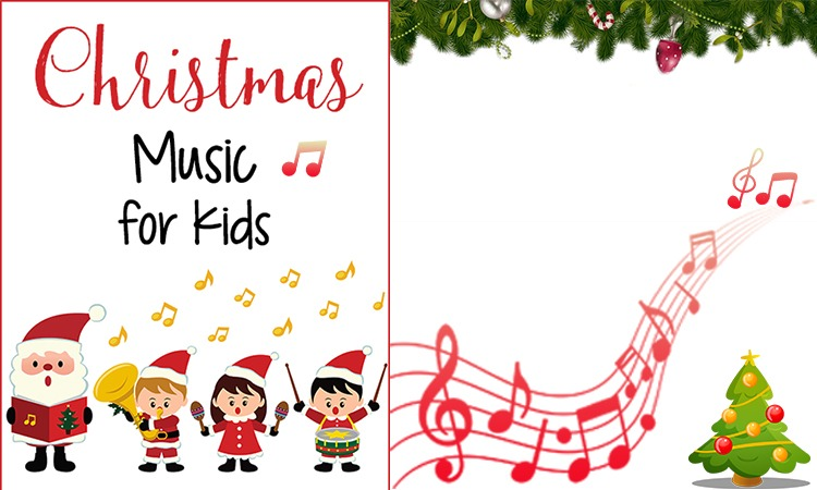 Christmas songs for kid
