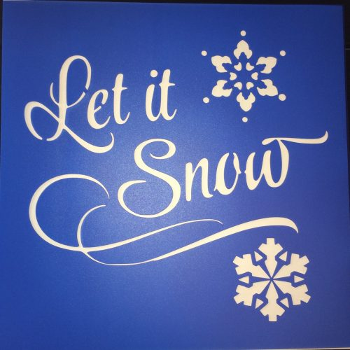 Let it snow-Christmas songs