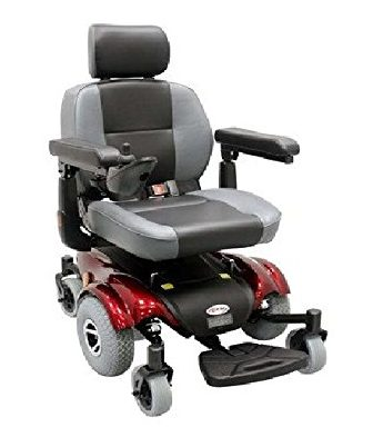 CTM Homecare Electric Wheelchair