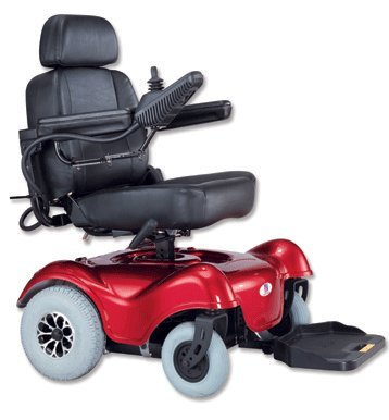 Rumba HP4 Electric Wheelchair-electric wheelchairs