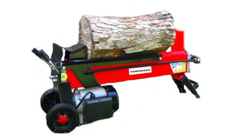 Powerhouse Hydraulic Electric Log Splitter