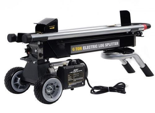 Goplus New Hydraulic Log Splitter