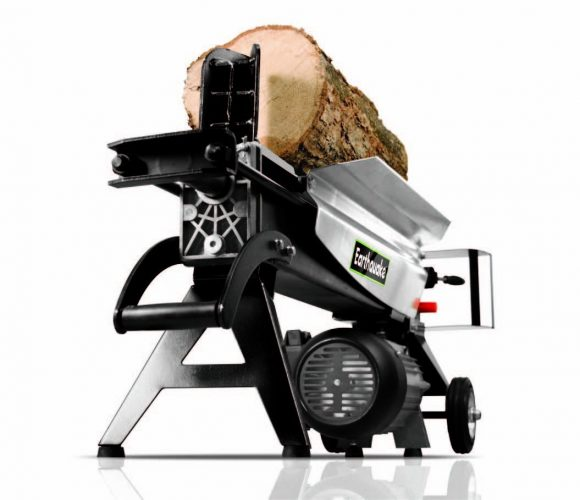 Earthquake Electric Log Splitter