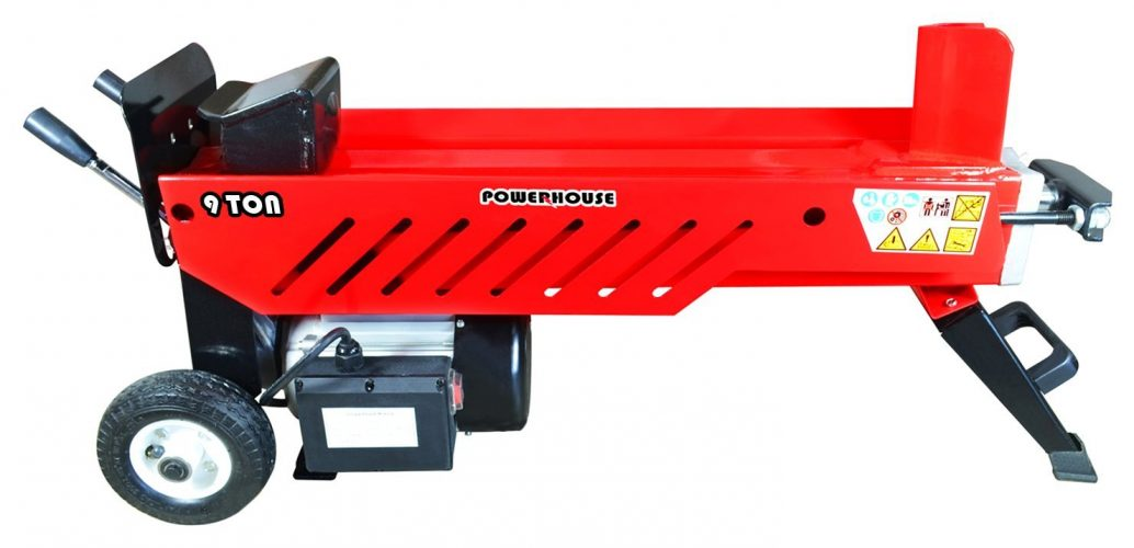 Powerhouse Electric Hydraulic Horizontal Log Splitters