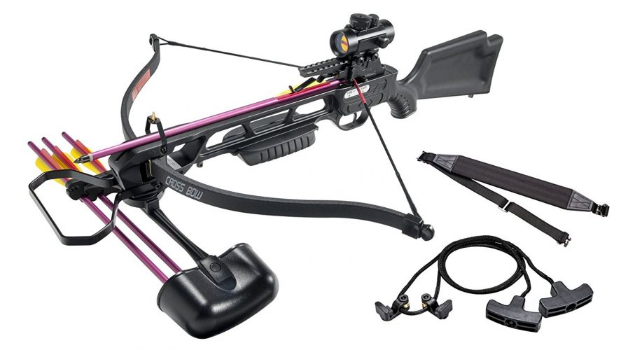 Leader Crossbow Package