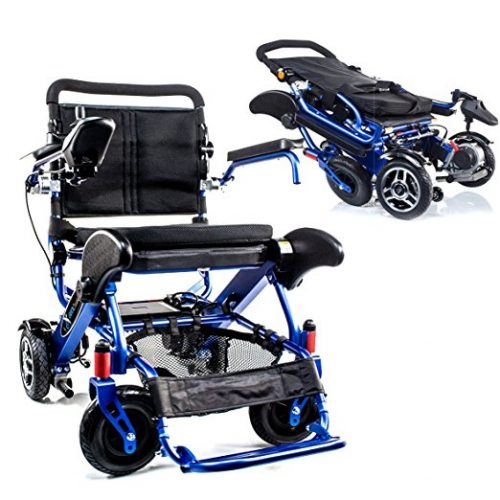 Geo Cruiser DX Electric Wheelchair
