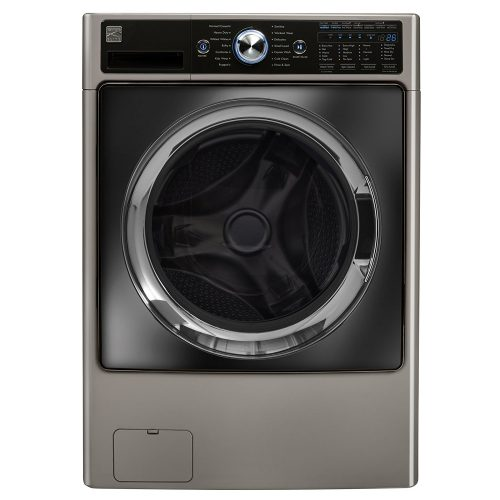 Kenmore Elite Front Load Washer-Front Load Washers