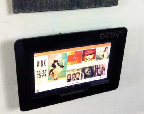 Security Anti-Theft Tablet Wall Mount