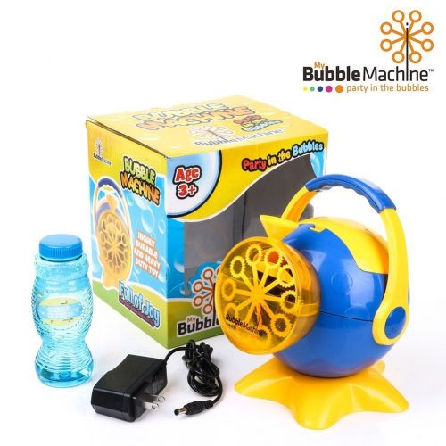 Bubble Blizzard Machine