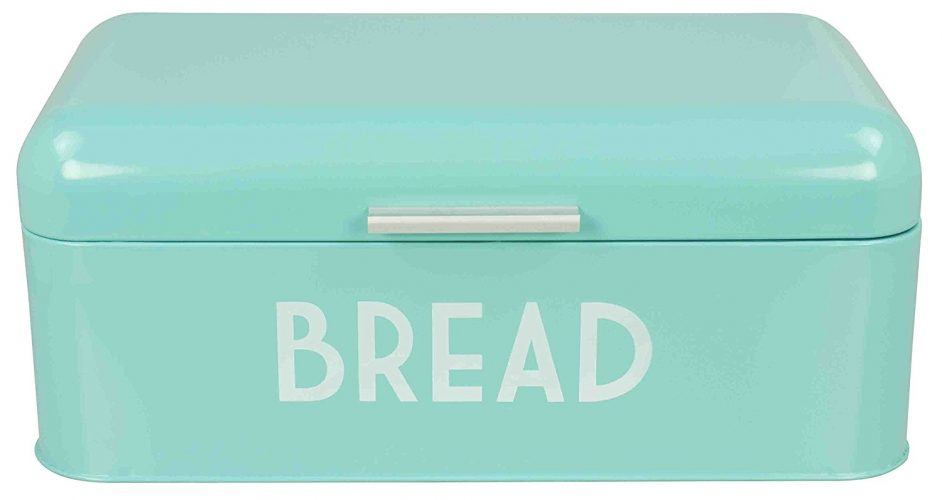 Home Basics Bread Box
