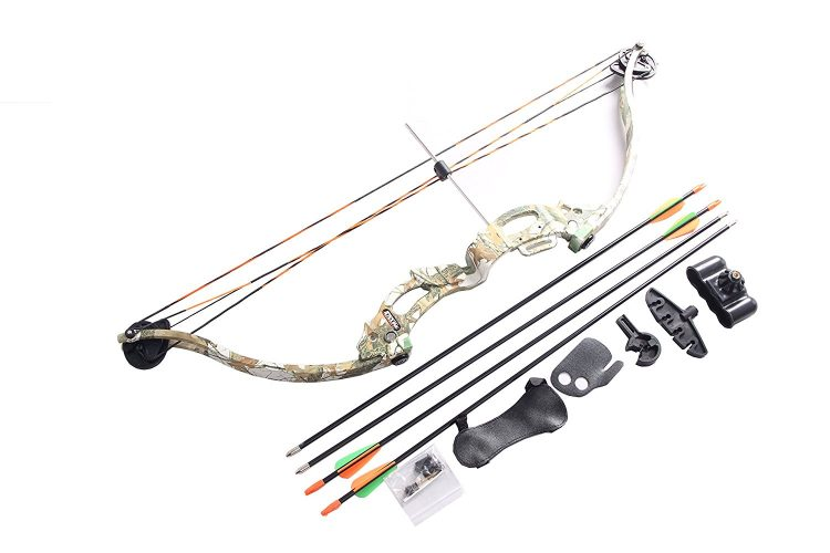 Junior Compound Bow Kit