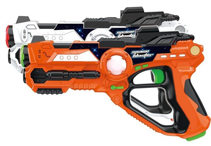 ThinkGizmos Laser Tag Gun