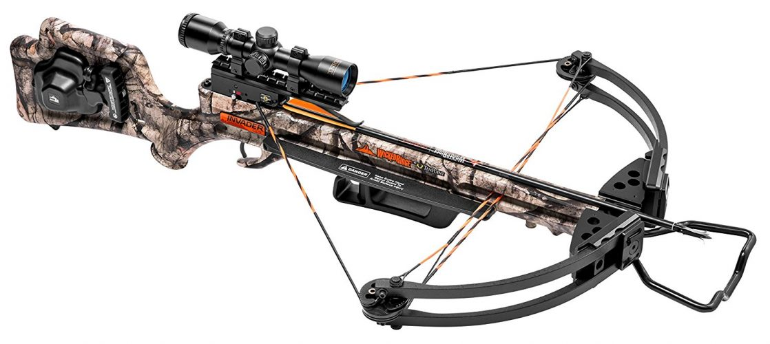 TenPoint Invader G3 Crossbow-Crossbows