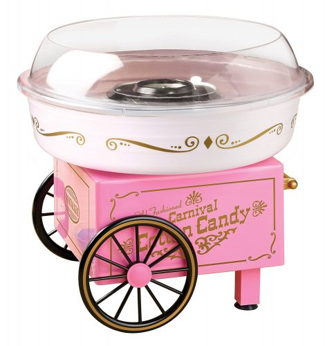 Nostalgia PCM305 Vintage Cotton Candy Machine
