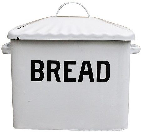 Creative Co-op Bread Box