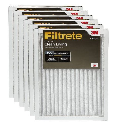 Filtrete MPR 300 Furnace Filter-furnace filters