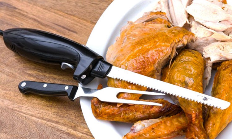 Top 10 Best Electric Knives in 2018