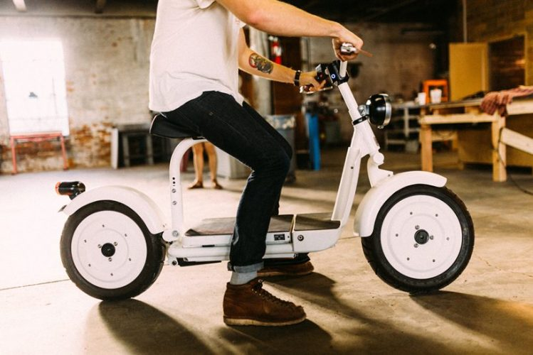 Top 10 Best Electric Scooters with Seat for Adults in 2018