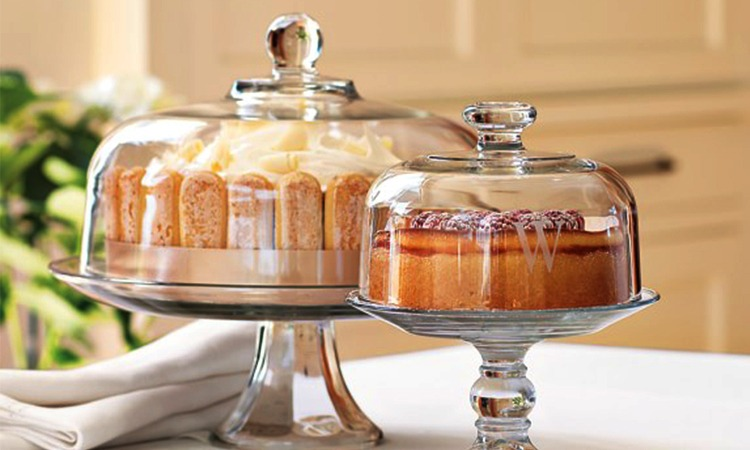Top 10 Best Cake Stands with Dome in 2019