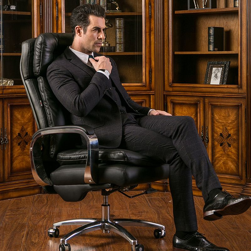 What are the advantages of Executive Office Chairs?