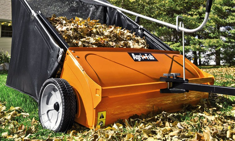 Best Yard Sweeper in 2019 | Keep Your Yard Clean Now!