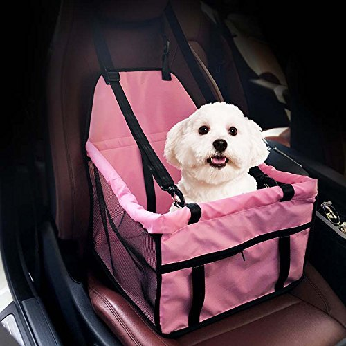 Genorth Folding Dog Car Seat